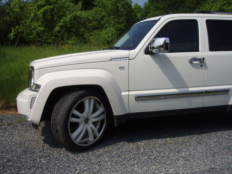 2008 Jeep Liberty Cherokee Kk 2 8 169 Cui Diesel 155